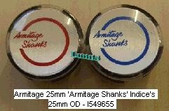 Armitage 25mm 'Armitage Shanks' Indice I549655