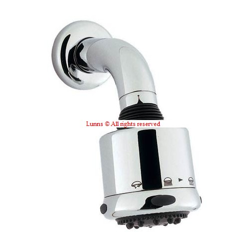 IB 100 3M High Pressure Shower Head and Arm XW546118711PG184