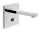 Notion Wall Mounted Infra-Red Basin Mixer IR-109/NOT